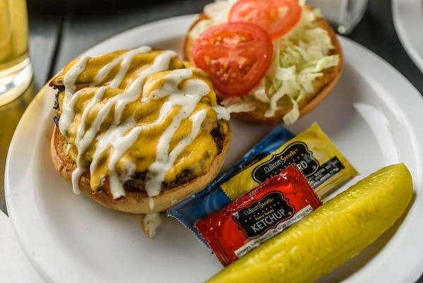 Ranch Bacon Cheeseburger