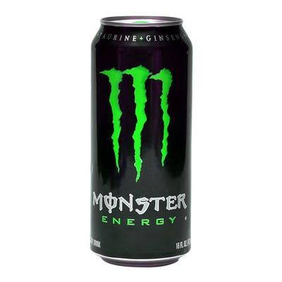 (16 oz.) Monster Energy Drink
