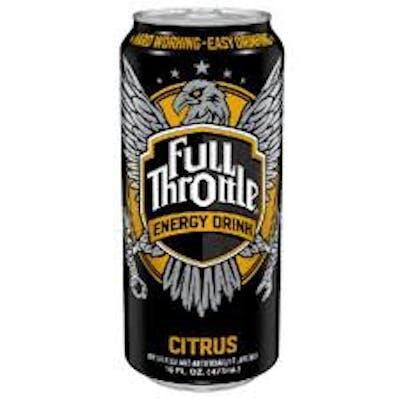 (16 oz.) Full Throttle
