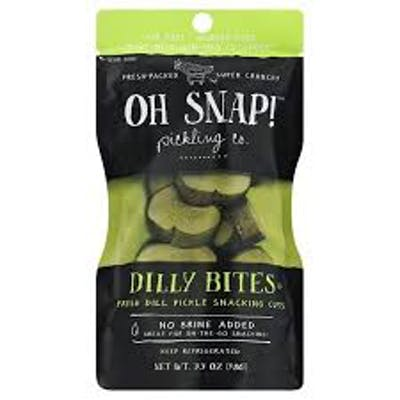 Oh Snaps Dilly Bites