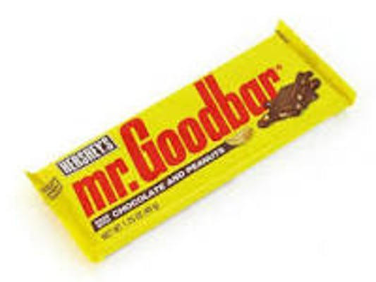(1.75 oz.) Mr. Goodbar