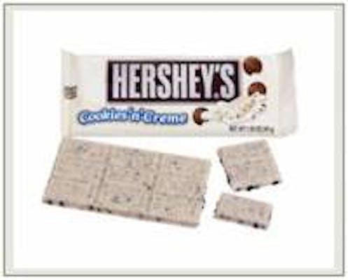 (2.6 oz.) Hershey's Cookies N Creme
