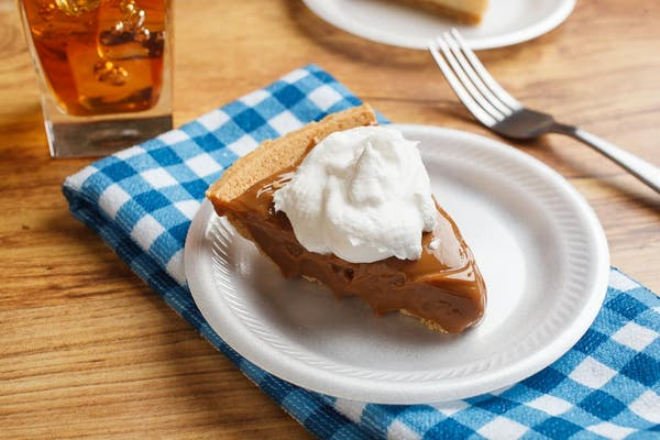 Caramel Lovers Pie