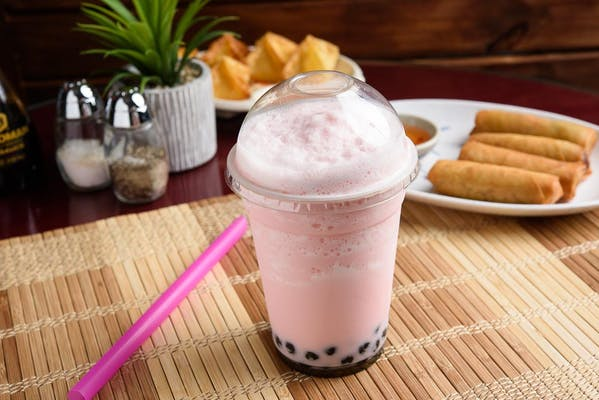 Milk Tea Boba