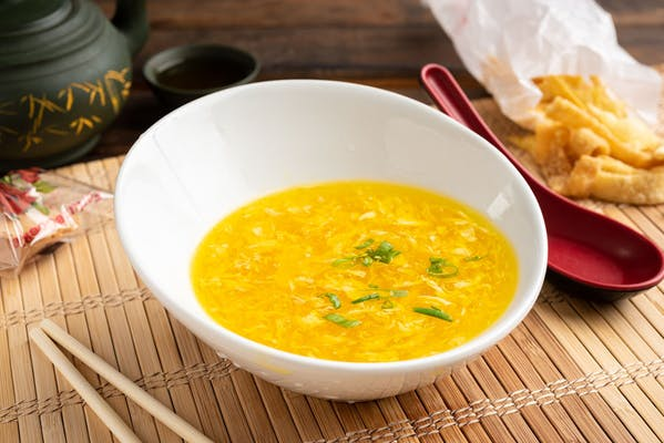 12. Egg Drop Soup