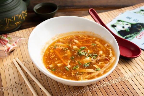 15. Hot & Sour Soup