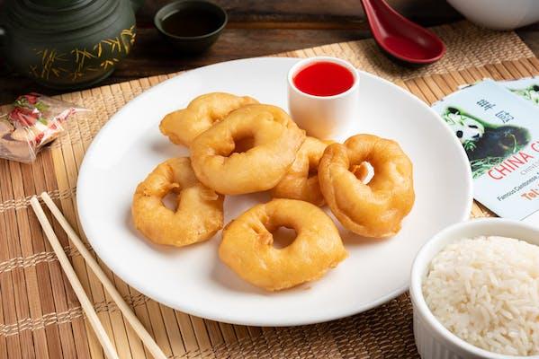 45.  Sweet & Sour Shrimp