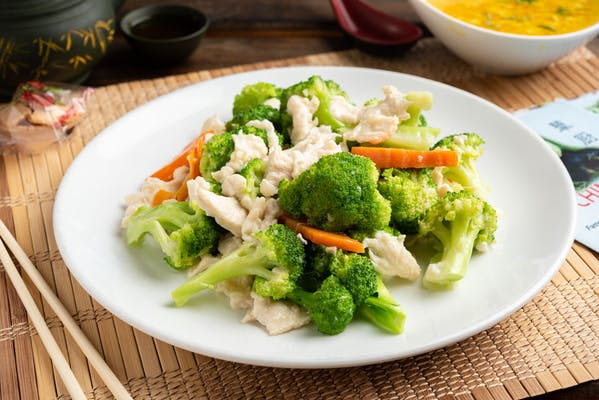 48. Chicken with Broccoli