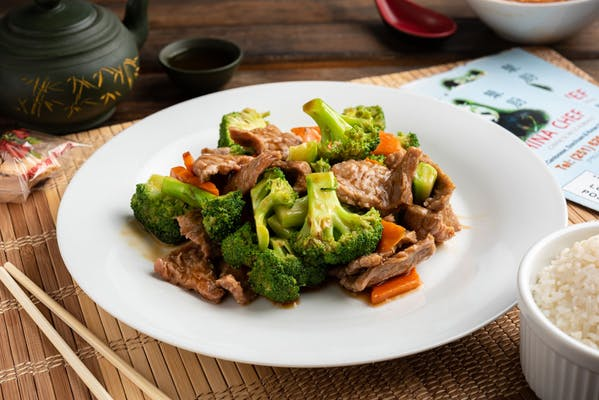 78. Beef with Broccoli