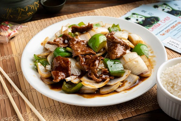 79. Pepper Steak with Onion