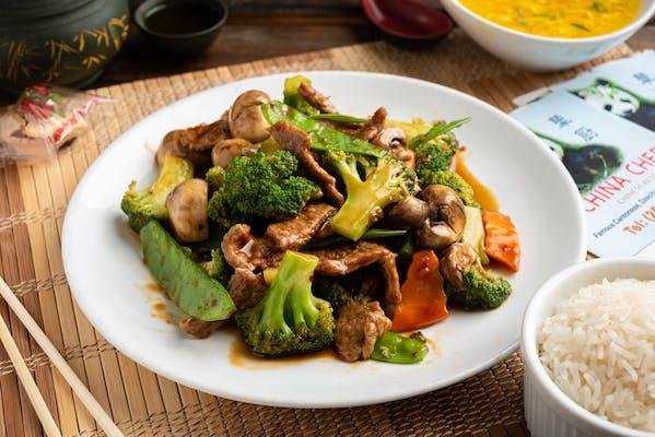 86. Hunan Beef