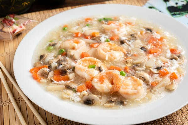69. Shrimp with Lobster Sauce