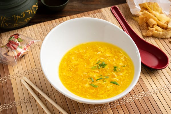 12. Egg Drop Soup