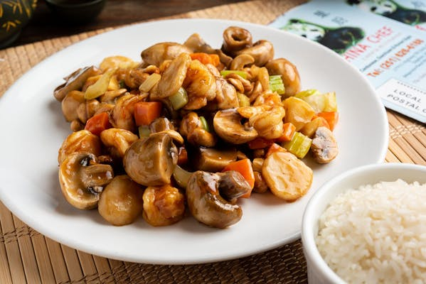 L17. Shrimp with Cashew Nuts Lunch Special