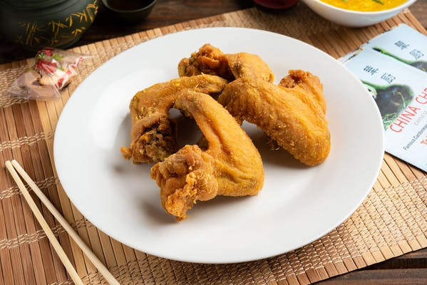 H1. Fried Chicken Wings