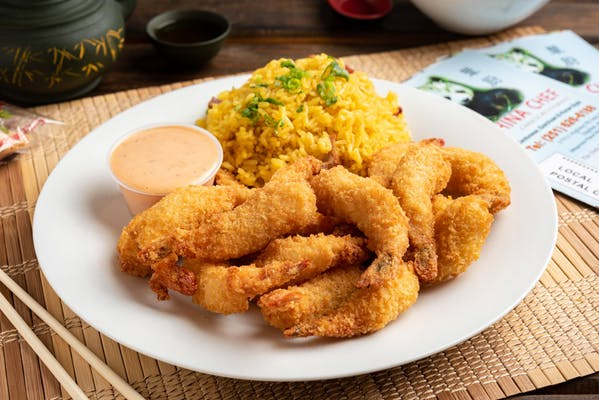 H2. Fried Shrimp