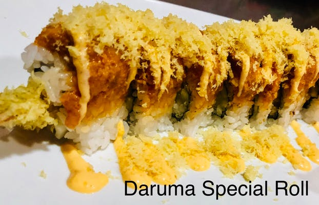 *Daruma Special Roll