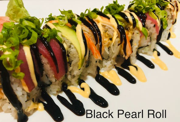 *Black Pearl Roll