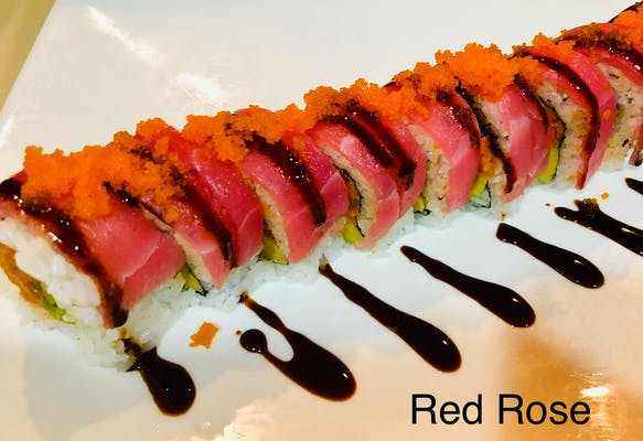 *Red Rose Roll