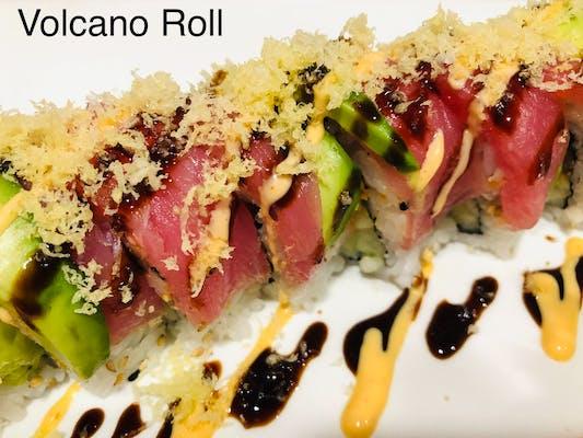 *Volcano Roll