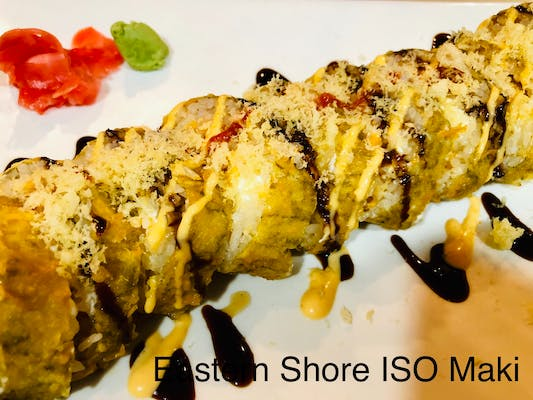 *Eastern Shore Iso Maki Roll