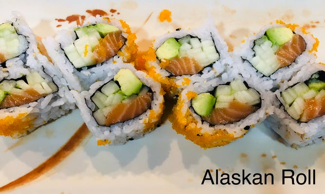 *Alaskan Roll