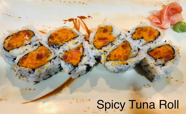 *Spicy Tuna Roll