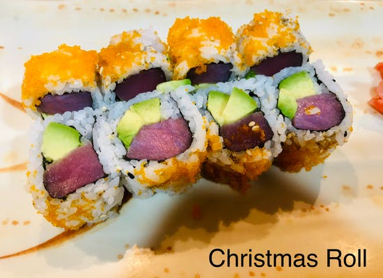 *Christmas Roll