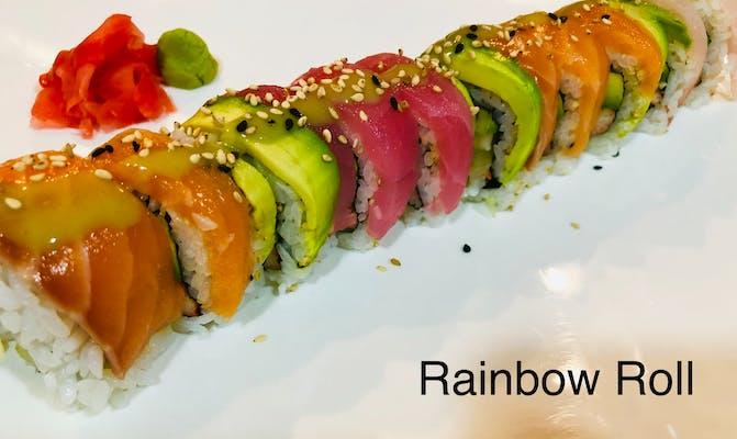 *Rainbow Roll