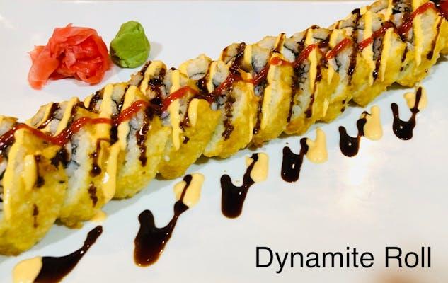 *Dynamite Roll