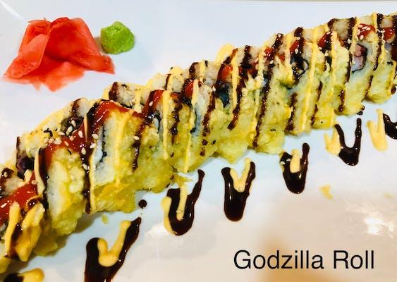 *Godzilla Roll