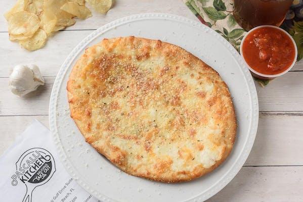 Cheese-Cheesy Bread