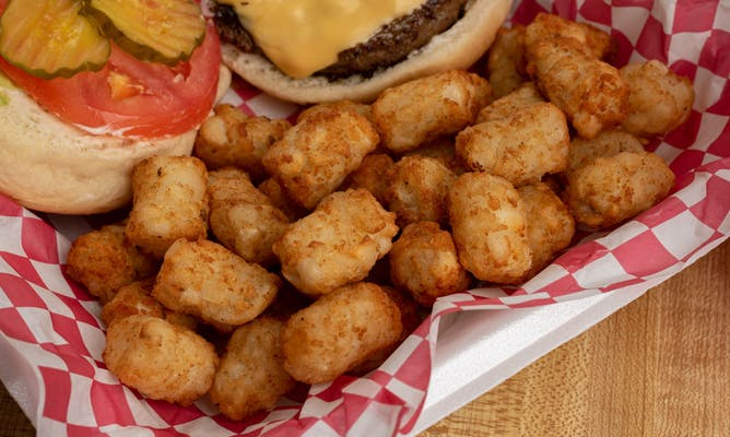 Side of Large Tots