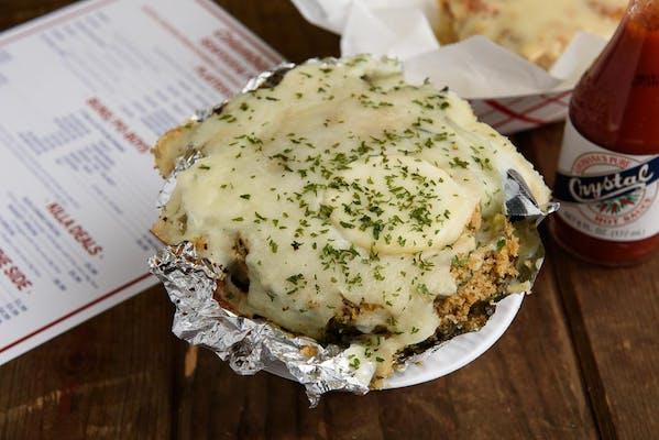 Side of Crabmeat Stuffed Artichoke