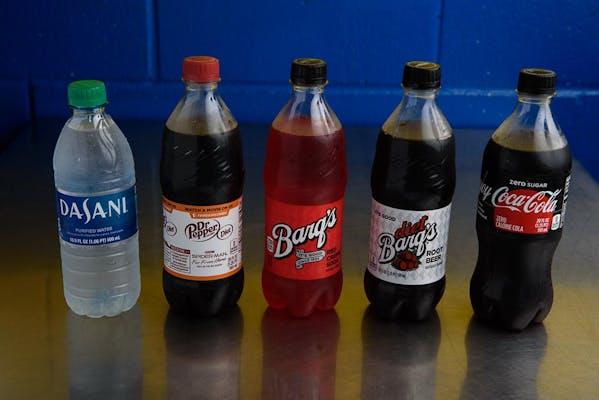 (20 oz.) Bottled Drink