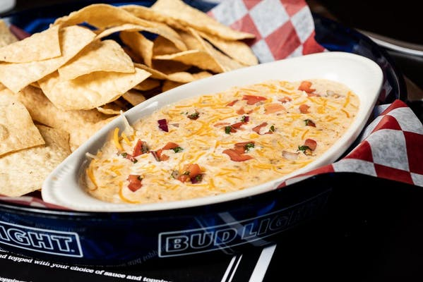 MSP Loaded Queso Dip