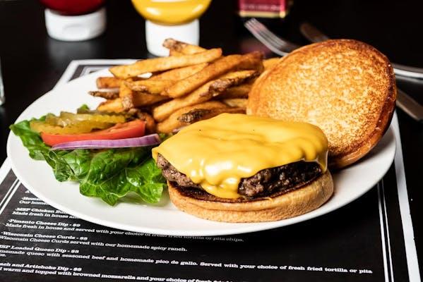 The Pub Burger