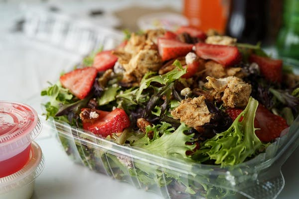 Berry Uptown Salad