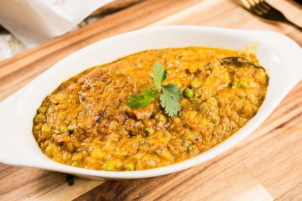 Eggplant Bhurtha