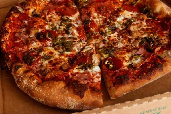 The Cowboy Pizza