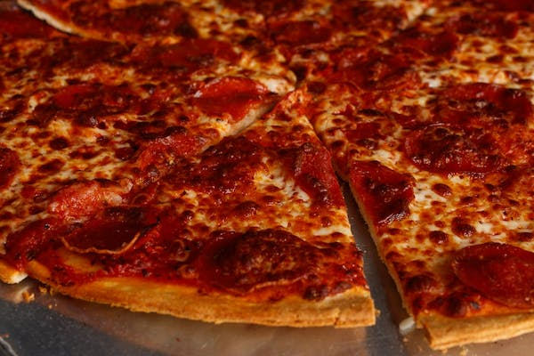 (1) Topping Pizza
