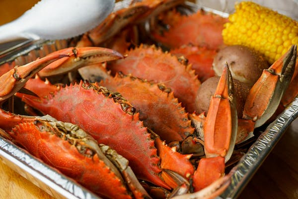 Select Blue Crabs