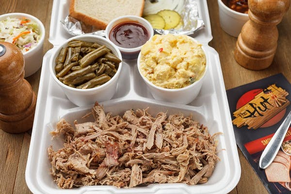 Hand Pulled Pork Plate