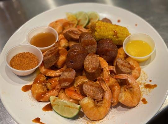 Boiled Shrimp 1LB