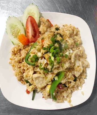 R2. Basil Fried Rice