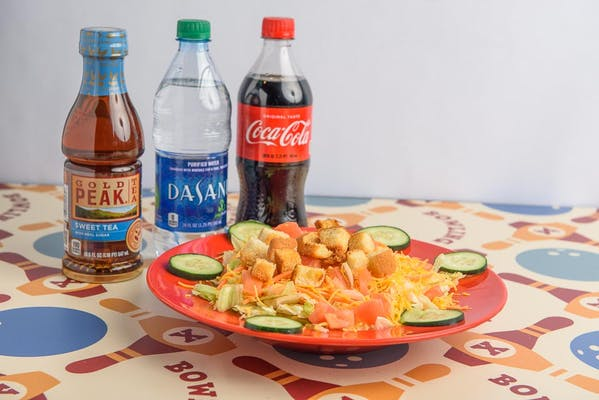 House Anchor Salad Coca-Cola Combo