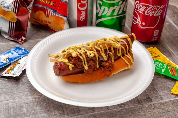 Conecuh Link Hot Dog
