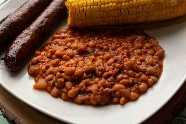 Side of Cowboy Baked Beans