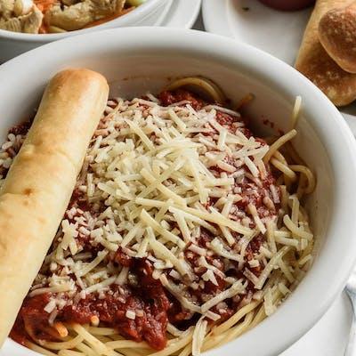 Kid's Spaghetti