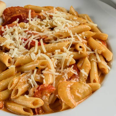 Southwest Chipotle Pasta